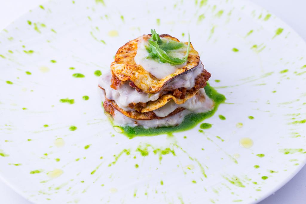 Il meglio della lasagna: una lasagna vegana elevata al suo stato più goloso!